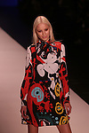 NYFW Fall 2016 DESIGUAL Fashion Show