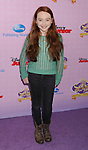 """BURBANK, CA - NOVEMBER 10: Sabrina Carpenter arrives at the Disney Channel's Premiere Party For """"Sofia The First: Once Upon A Princess"""" at the Walt Disney Studios on November 10, 2012 in Burbank, California."""