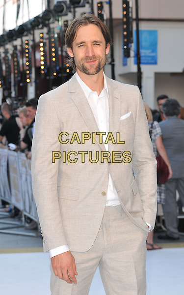 LONDON, ENGLAND - JUNE 30: Reid Carolin attends the &quot;Magic Mike XXL&quot; UK film premiere, Vue West End cinema, Leicester Square, on Tuesday June 30, 2015 in London, England, UK. <br /> CAP/CAN<br /> &copy;CAN/Capital Pictures
