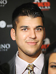 Rob Kardashian at The Kardashian Charity Knock Out held at The Commerce Casino in Commerce, California on November 03,2009                                                                   Copyright 2009 DVS / RockinExposures