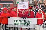 the Castleisland St Patricks Day parade on Monday