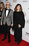 BEVERLY HILLS, CA - JANUARY 20: Producers Donald DeLine (L) and Amy Pascal attend the 29th Annual Producers Guild Awards at The Beverly Hilton Hotel on January 20, 2018 in Beverly Hills, California.