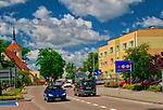 Orzysz – miasto położone w województwie warmińsko-mazurskim, nazywane jest wojskową stolicą Polski.