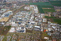 Gewerbegebiet Reinbek: EUROPA, DEUTSCHLAND, SCHLESWIG HOLSTEIN, (GERMANY), 06.04.2015: Gewerbegebiet Reinbek,