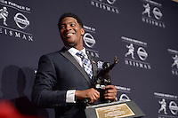Heisman Memorial Trophy 2013 announcment