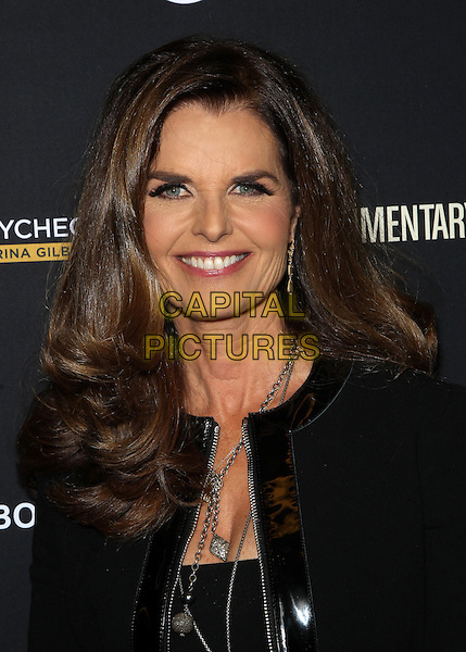 Hollywood, CA - March 10: Maria Shriver Attending Premiere Of HBO Documentary Films' &quot;Paycheck To Paycheck&quot;, Held at Linwood Dunn Theater California on March 10, 2014.<br /> CAP/MPI/RTNUPA<br /> &copy;RTNUPA/MediaPunch/Capital Pictures