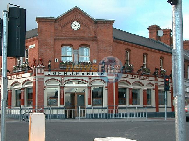 The Price of a OPint in Dublin.Hanlons Bar .Story Karen McManus.Pic Fran Caffrey / Newsfile