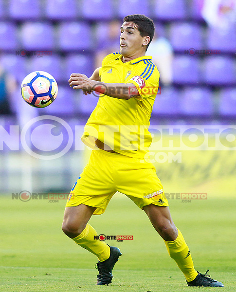 Cadiz CF's Jon Ander Garrido during La Liga Second Division match. June 10,2017. (ALTERPHOTOS/Acero) (NortePhoto.com) (NortePhoto.com)