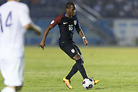 Guatemala City, Guatemala - March 25, 2016: The U.S. Men's National team are defeated by Guatemala 0-2 in World Cup Qualifying action at Estadio Mateo Flores.
