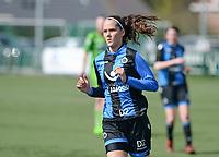 Zulte C - Club Brugge B : Dames Club Brugge B kampioen in 1ste provinciale met Saar Verdonck<br /> Foto David Catry | Sportpix.be