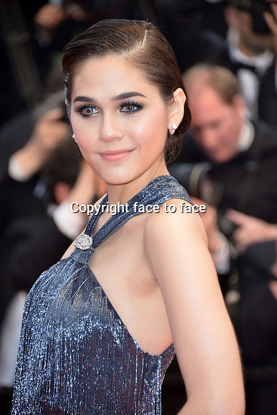 "Araya A. Hargate attending the ""ALL IS LOST"" Premiere during the 66th annual International Cannes Film Festival in Cannes, France, 22th May 2013. Credit: Timm/face to face"