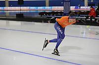 SPEEDSKATING: CALGARY: Olympic Oval, 30-11-2017, ISU World Cup training, Sven Kramer (NED), ©photo Martin de Jong