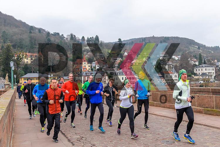 SRH Daemmer Marathon Seminar mit Dieter Baumann.<br /> <br /> Foto &copy; Rhein-Neckar-Picture *** Foto ist honorarpflichtig! *** Auf Anfrage in hoeherer Qualitaet/Aufloesung. Belegexemplar erbeten. Veroeffentlichung ausschliesslich f&uuml;r journalistisch-publizistische Zwecke.