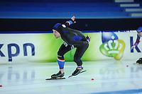 SCHAATSEN: HEERENVEEN: 19-11-2016, IJsstadion Thialf, KNSB trainingswedstrijd, Michel Mulder, ©foto Martin de Jong