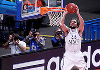 Real Madrid's Sergio Llull during Euroleague 2012/2013 match.December 13,2012. (ALTERPHOTOS/Acero) /NortePhoto