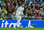 Real Madrid CF's Sergio Ramos during La Liga match. Mar 01, 2020. (ALTERPHOTOS/Manu R.B.)