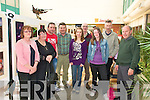 Irish Photographic Federation Finals: Attending the All Ireland IPF photographic finals which were held in the Institute of Technology  in Athlone on Sunday were members of the Listowel Cmaera Club who finished in a creditable 14th place out of 24 . L-R: Geraldine Hennessy, Mary O'Connell, Ger Roache, Jim Doolan, Susan Gorzalczynska, Pat Tobin, Ellen O'Connor, Ger Sweeney & Tom Fitzgerald.
