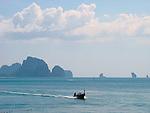 Phranang Bay Thailand