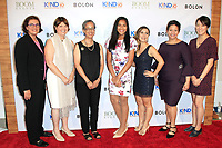 CLVER CITY - AUG 4: Kind Group at Kind Los Angeles: Coming Together for Children Alone at Bolon at Helms Design Center on August 4, 2018 in Culver City, CA