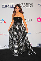 NEW YOKR, NY - NOVEMBER 7: Hilaria Baldwin at The Elton John AIDS Foundation's Annual Fall Gala at the Cathedral of St. John the Divine on November 7, 2017 in New York City. Credit:John Palmer/MediaPunch
