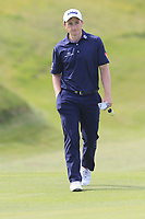 Paul Dunne (IRL) walks onto the 14th green during Thursday's Round 1 of the Dubai Duty Free Irish Open 2019, held at Lahinch Golf Club, Lahinch, Ireland. 4th July 2019.<br /> Picture: Eoin Clarke | Golffile<br /> <br /> <br /> All photos usage must carry mandatory copyright credit (© Golffile | Eoin Clarke)