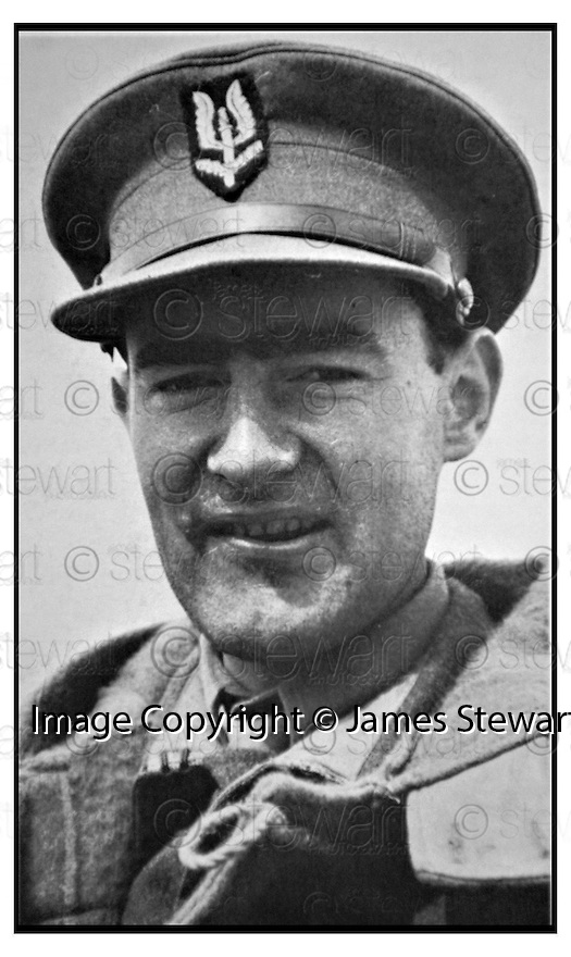 31st  October  2000      Copyright Pic : James Stewart .Ref :                           .File Name : stewart01-david stirling  .FOUNDER OF THE SAS DAVID STIRLING WHO IS TO HAVE A STATUE ERECTED IN HIS HONOUR AT HIS FAMILY ESTATE NEAR STIRLING..... (photograph taken from The Authorised Biography of David Stirling).....(see copy from George Mair / Tim Bugler).......Payments to :-.James Stewart Photo Agency, Stewart House, Stewart Road, Falkirk. FK2 7AS      Vat Reg No. 607 6932 25.Office : +44 (0) 1324 630007        Mobile : 07721 416997.Fax     : +44 (0) 1324 630007.E-mail : jim@jspa.co.uk.If you require further information then contact Jim Stewart on any of the numbers above.........