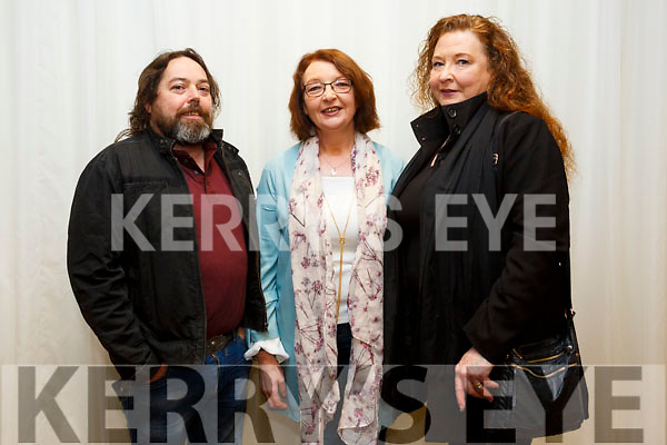 Tidy Towns awards at the Rose Hotel on Monday. Winner in businesses category were David Foley, Mary Murphy, Station House,  Kay Foley