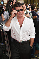 Simon Cowell at the launch for Britains Got Talent 2015, Mayfair Hotel, London. 10/04/2015 Picture by: Steve Vas / Featureflash