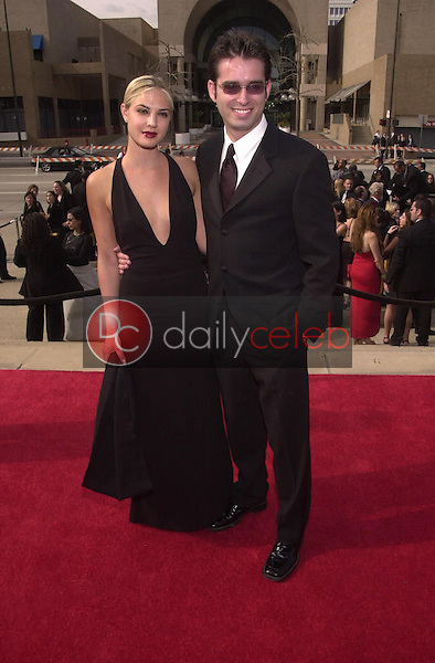 Bruno Campos and wife Carina