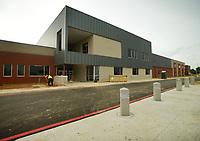 NWA Democrat-Gazette/BEN GOFF @NWABENGOFF<br /> A view of Osage Creek Elementary School Friday, July 14, 2017, under construction in Bentonville.