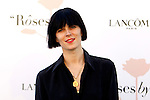 Bimba Bose on Lancome event Internatinal Fair Madrid Photo 2012, June, 06, 2012.(ALTERPHOTOS/ARNEDO)