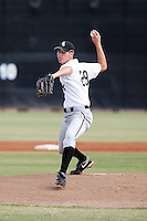 Nate Jones - Chicago White Sox 2009 Instructional League .Photo by:  Bill Mitchell/Four Seam Images..