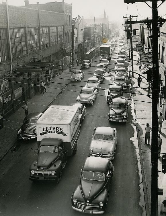 1953 September 16..Historical..Brambleton Avenue at Church Street..PHOTO CRAFTSMEN INC..NEG# 18 237.NRHA# 275..