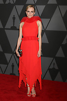 HOLLYWOOD, CA - NOVEMBER 11: Diane Kruger at the AMPAS 9th Annual Governors Awards at the Dolby Ballroom in Hollywood, California on November 11, 2017. <br /> CAP/MPI/DE<br /> &copy;DE/MPI/Capital Pictures