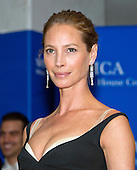 Model Christy Turlington arrives for the 2016 White House Correspondents Association Annual Dinner at the Washington Hilton Hotel on Saturday, April 30, 2016.<br /> Credit: Ron Sachs / CNP<br /> (RESTRICTION: NO New York or New Jersey Newspapers or newspapers within a 75 mile radius of New York City)