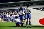 Japan team group line-up (JPN), <br /> MAY 28, 2015 - Football / Soccer : Kirin Challenge Cup 2015 match between Womens Japan and Womens Italy at Minami Nagano Sports Park, Nagano, Japan. <br /> (Photo by AFLO) [2268]