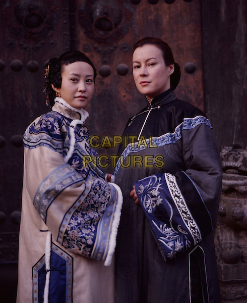 HAO LEI &  JENNIFER TILLY.in Empire of Silver.*Filmstill - Editorial Use Only*.CAP/FB.Supplied by Capital Pictures.