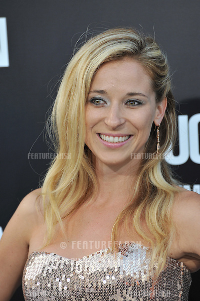 "Lindsay Gareth at the world premiere of ""Abduction"" at Grauman's Chinese Theatre, Hollywood..September 15, 2011  Los Angeles, CA.Picture: Paul Smith / Featureflash"