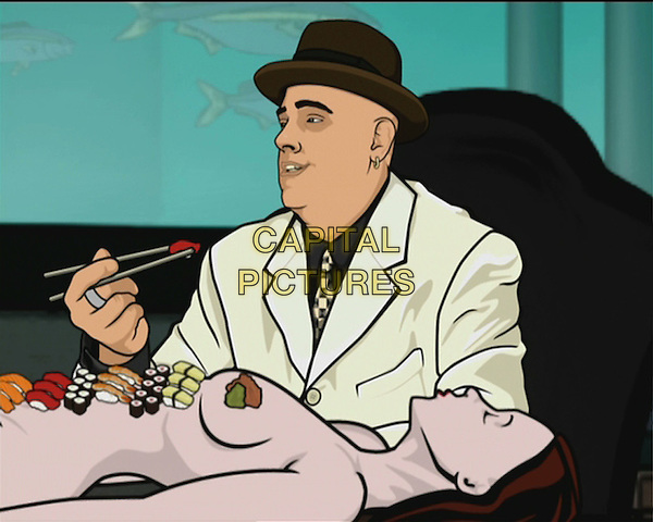 SCENE.in Frisky Dingo (Season 1).*Filmstill - Editorial Use Only*.CAP/PLF.Supplied by Capital Pictures.