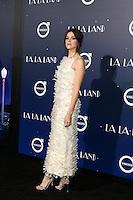 "Callie Hernandez<br /> at the ""La La Land"" World Premiere, Village Theater, Westwood, CA 12-06-16<br /> David Edwards/DailyCeleb.com 818-249-4998"