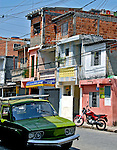 Casas de periferia. Vila Brasilândia. São Paulo. 2007. Foto de Juca Martins.
