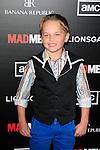 LOS ANGELES, CA - MAR 14: Mason Cook at AMC's special screening of 'Mad Men' season 5 held at ArcLight Cinemas Cinerama Dome on March 14, 2012 in Los Angeles, California