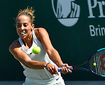 Madison Keys (USA) defeated Camila Giorgi (ITA) 6-4, 6-3