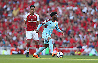 Burnley's Georges-Kevin Nkoudou<br /> <br /> Photographer Rob Newell/CameraSport<br /> <br /> The Premier League - Arsenal v Burnley - Sunday 6th May 2018 - The Emirates - London<br /> <br /> World Copyright &copy; 2018 CameraSport. All rights reserved. 43 Linden Ave. Countesthorpe. Leicester. England. LE8 5PG - Tel: +44 (0) 116 277 4147 - admin@camerasport.com - www.camerasport.com