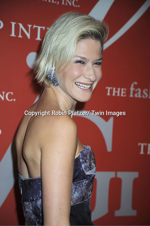 Julie Macklowe attends the Fashion Group International's 29th Annual  Night of Stars Gala on October 25, 2012 at Cipriani Wall Street in New York City.