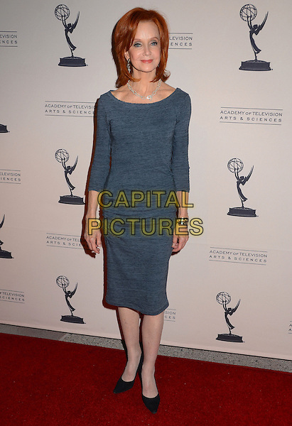 Swoosie Kurtz<br /> The Television Academy presents An Evening Honoring James Burrows at The Academy of Television Arts &amp; Sciences in North Hollywood, California, USA.<br /> October 7th, 2013<br /> full length blue dress <br /> CAP/ADM/BT<br /> &copy;Birdie Thompson/AdMedia/Capital Pictures