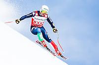 Peter Fill vince la coppa del mondo di Discesa Libera <br /> Saint Moritz 15-03-2016 Sci Alpino Prove libere <br /> Foto Manuel Lopez / Freshfocus / Insidefoto