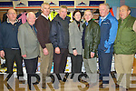 PRIZE WINNERS- At Browne's Agri, Steel and Builders Supplies Christmas Draw, which was held in the shop in Castleisland on Thursday, December 20th, were l-r: Store manager John Daly, observer Vincent Murphy, 2nd prize winner John McCarthy, Castleisland, 3rd prize winner David Curtin, Knocknagoshel, 1st prize winner Siobha?n O'Sullivan, Ballymac, 4th prize winner Dan Riordan, Farranfore, 5th prize winner Billy Nagle, Currow and 6th prize winner Michael O'Sullivan.   Copyright Kerry's Eye 2008