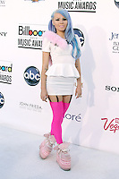 Kerli at the 2012 Billboard Music Awards held at the MGM Grand Garden Arena on May 20, 2012 in Las Vegas, Nevada. © mpi28/MediaPUnch Inc.