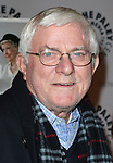 Phil Donahue attends the 'Elaine Stritch: Shoot Me' screening at The Paley Center For Media on February 19, 2014 in New York City.